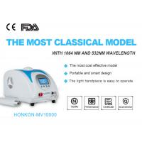 CE Approval Q-Switched ND Yag Laser for Lip Line and Tattoo Removal Machine