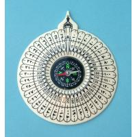 Wholesale qibla compass 70MM with factory lowest price for muslim from china suppliers