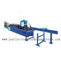 Quality PLC Control System High Speed Light Stud Track Roll Forming Machine for sale