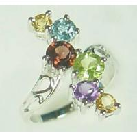 Buy cheap Sterling Silver Gemstone Jewelry from wholesalers