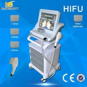 Wholesale Professional Slimming Machine HIFU Machine Elastine Fiber Contraction from china suppliers