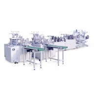 Wholesale Fish Type KN95 Ultrasonic Face Mask Manufacturing Machine from china suppliers