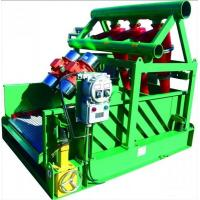 Wholesale API Solid Control Equipment Fluid Mud Cleaner for Oil Well Drilling from china suppliers