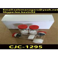 Wholesale Legal CJC-1295 Without DAC CAS 863288-34-0 5mg * 10vials For Hair Regrowth from china suppliers