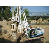 Buy cheap 78T 261KW Rotary Drilling Rigs TR280 With 2500mm Max Hole Diameter from wholesalers