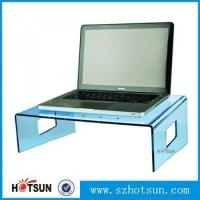 Wholesale wholesale custom factory price clear acrylic laptop stand from china suppliers