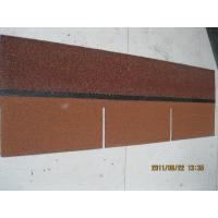 Wholesale Fiberglass 3-Tab Asphalt Shingles / Decoration Plane standard roof tiles from china suppliers