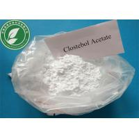 Wholesale Anabolic Steroids Powder Clostebol Acetate For Muscle Building CAS 855-19-6 from china suppliers