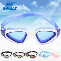 Quality Blue Anti Fog Swimming Goggles Sports Direct Swimming Goggles With UV Protection for sale