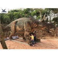 Wholesale Realistic Full Size Dinosaur Models, Garden Artificial Life Size Dinosaur Models from china suppliers