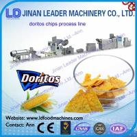 Wholesale High Efficiency Tortilla Doritos Corn Chips Food Process Line from china suppliers