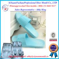 Wholesale Factory New Mould Eva Injection Men Size Slippers, Leather Crystal Eva Mould Slipper molds from china suppliers