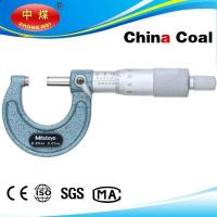 China Mitutoyo Micrometer with the constant pressure on sale