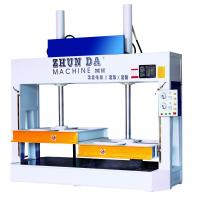 Wholesale Strong Power Hydraulic Cold Press Machine Wood Board Production Line 1800kg from china suppliers