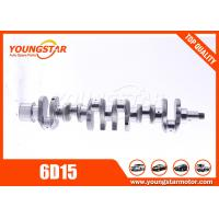 Wholesale ME032364  6D14 6D15 Diesel Engine Crankshaft Custom For Mitsubishi from china suppliers