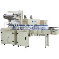 Wholesale High Speed Plastic Bottle Packaging Machine Shrink Wrap Equipment 220V / 380V from china suppliers