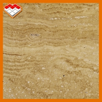 Wholesale Cut To Size 450*450*150mm 1.5cm Travertine Marble Tile from china suppliers
