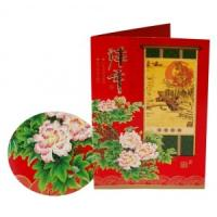 Wholesale Custom New Year,Christmas gift Matte lamination/UV coating Paper Greetings Card Printers  from china suppliers