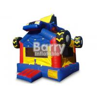 Wholesale Monster Truck Inflatable Jumping House EN71 Approved Kids Blow Up Bounce Houses from china suppliers