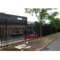Wholesale Angle Rail 2.75*2.4 M Metal Mesh Fencing Polyester Powder Coated D Staple from china suppliers