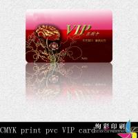 Wholesale Shop / Club VIP PVC Business Cards With Magnetic Stripe CR80 ISO from china suppliers