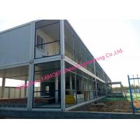 Wholesale Economic Light Weight Prefabricated Steel Structure Pre-Engineered Building Prefab House from china suppliers