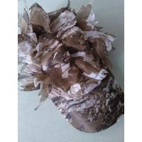 Buy cheap Nylon 3D Sneaky Cap With Nylon Taffeta Leaves, Cotton Headband , 3D Camo Leaf Suit For All from wholesalers