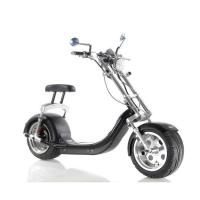 Wholesale Harley Electric 2 Wheel Scooter / Motorized Two Wheel Scooter With Double Seat from china suppliers