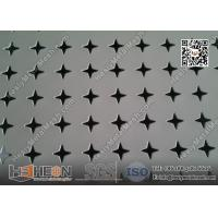 4 point star Perforated Metal Sheet China Factory