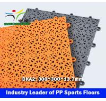 Wholesale Tennis Court Tiles, Tennis Court Suspend Floor,  Modular Tennis Court Floor from china suppliers