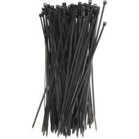 Wholesale Plastic Tie Straps Releasable Nylon Cable Ties 200mm For Bunching Electric Cables from china suppliers