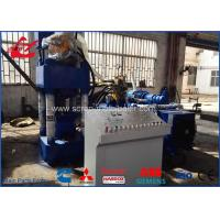 Wholesale Brass sawdust Copper Chips Briquetting Press Aluminum Chips Briquetter Making Machine from china suppliers