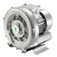 Wholesale 1.3 Kw 1.5 Kw 3 Phase Goorui Side Channel Blower , Electric Pump Vacuum Air Blower from china suppliers