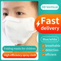 Wholesale 5 Layers Kn95 PFE 80% Children'S Disposable Face Masks from china suppliers