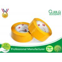 Wholesale Waterproof BOPP Packing Tape Professional 40mic Clear Waterproof Adhesive Tape from china suppliers