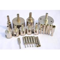 Wholesale Electroplating Wet Diamond Drill Bit For Granite And Marble With Hex Shank from china suppliers
