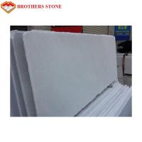 Wholesale 1.8cm Thickness Thassos White Marble Stone , Polished Honed White Crystal Marble from china suppliers