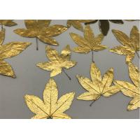 Wholesale Maple Gold Dried Flowers, Large Dried Flowers For Wooden Photo Frame Ornament from china suppliers