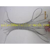 Wholesale Tend Flexible stainless steel cable(rope)mesh/Stainless steel rope net from china suppliers
