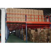 Wholesale High Utilization Metal Workshop Industrial Mezzanine Floors Steel Q235B  For Cold Room from china suppliers