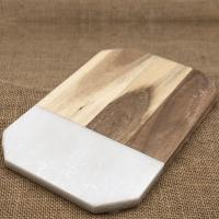 Marble With Wood Chopping Board for sale