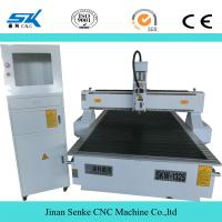 Wholesale wood engraving cutting machine for wooden door from jinan senke with high speed/good performence from china suppliers