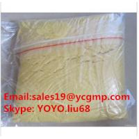 China CAS 10161-34-9 Anabolic Muscle Growth Steroids Trenbolone Acetate Fat Loss With Yellow Powder for sale