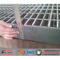 heavy duty steel bar grating