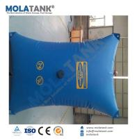 Wholesale MOLA TANK Temporary Plastic PVC Coated Water Tank for Storage Tank from china suppliers