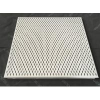 Leaf- Shaped Galvanized Steel Metal Clip in Ceiling Tiles Panels for Interior Decoration for sale