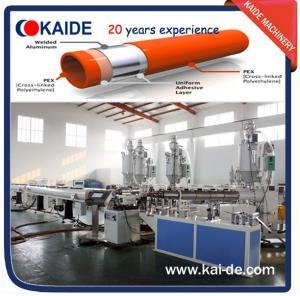 Wholesale Overlap Welding PEX-AL-PEX/PPR-AL-PPR Pipe Machine from china suppliers