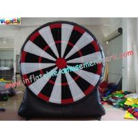 China Inflatable Dart Sports Game with durable PVC tarpaulin material for rent, re-sale use on sale