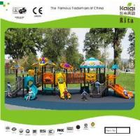 Wholesale Outdoor Playground (KQ10122A) from china suppliers