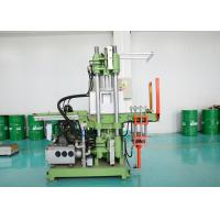 Buy cheap Engine Mounting Making Vertical Rubber Injection Molding Machine With Hydraulic from wholesalers